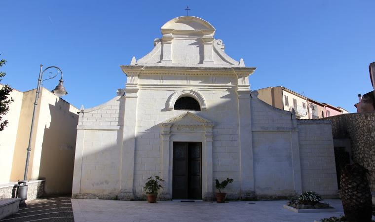 Parrocchiale di santa Margherita - Laerru