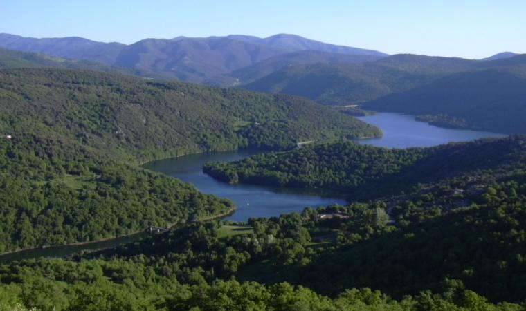 Lago di Gusana - Lodine