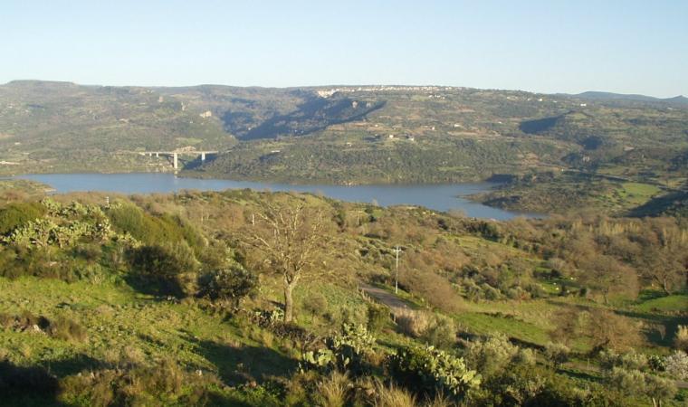 Lago su Montigu - Boroneddu
