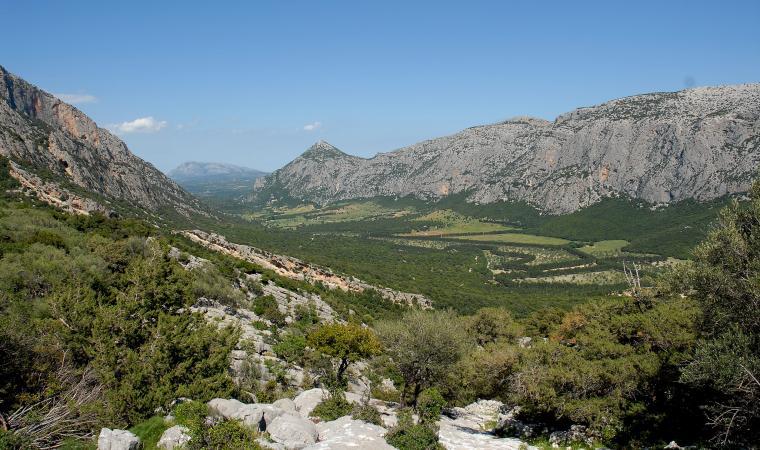 Valle di Lanaittu - Oliena