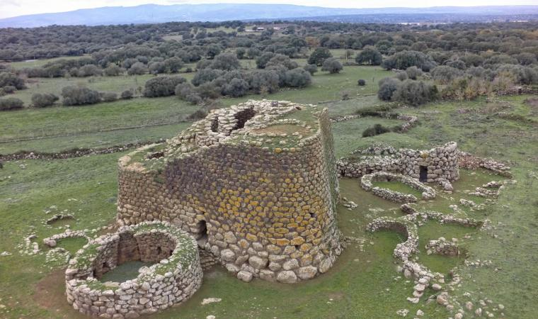 Nuraghe Losa, Abbasanta