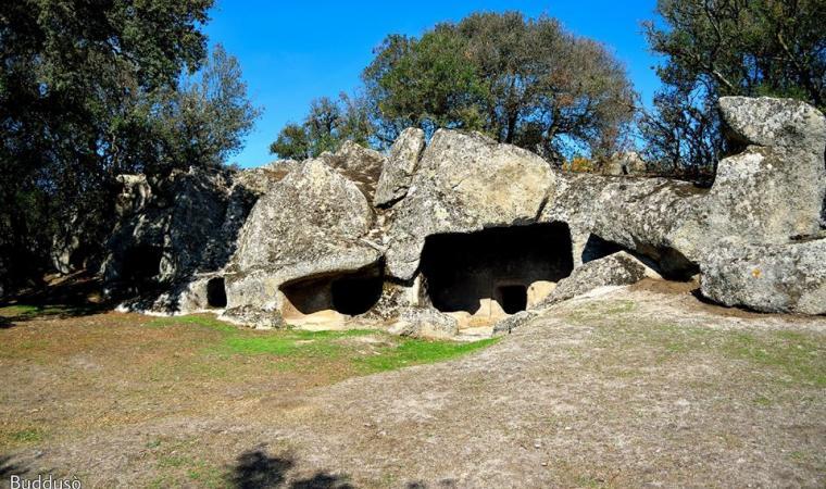 Necropoli di Ludurru - Buddusò