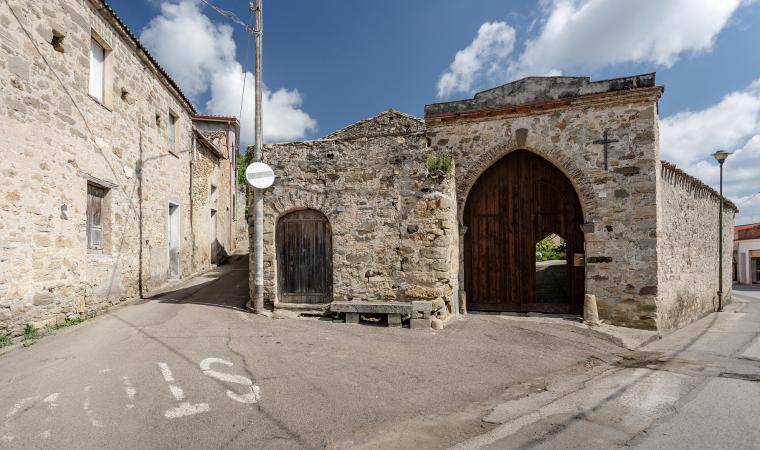 Centro storico - Lunamatrona