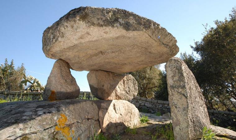 Dolmen di Billella - Luras