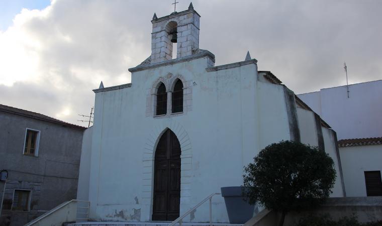 Chiesa di san Giovanni - Martis