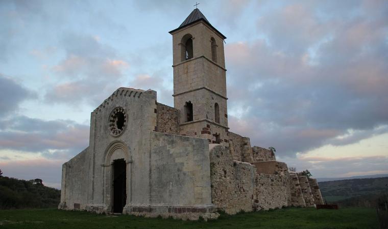 Chiesa di san Pantaleo - Martis