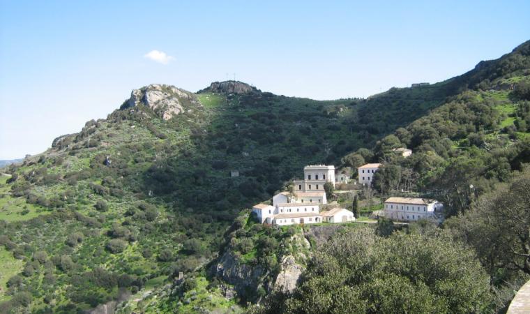 Miniera di Su Suergiu - Villasalto