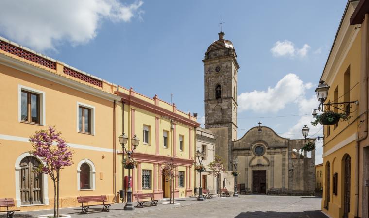 Chiesa di san Bernardino - Mogoro