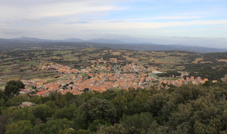 Veduta di Monti