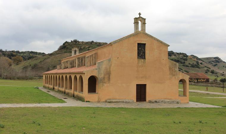 Chiesa di san Giovanni Battista - Mores