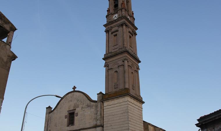 Parrocchiale di santa Caterina - Mores