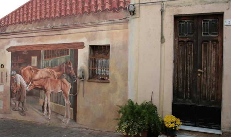 Murales - Cheremule