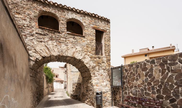 Portico Petretto - Muravera