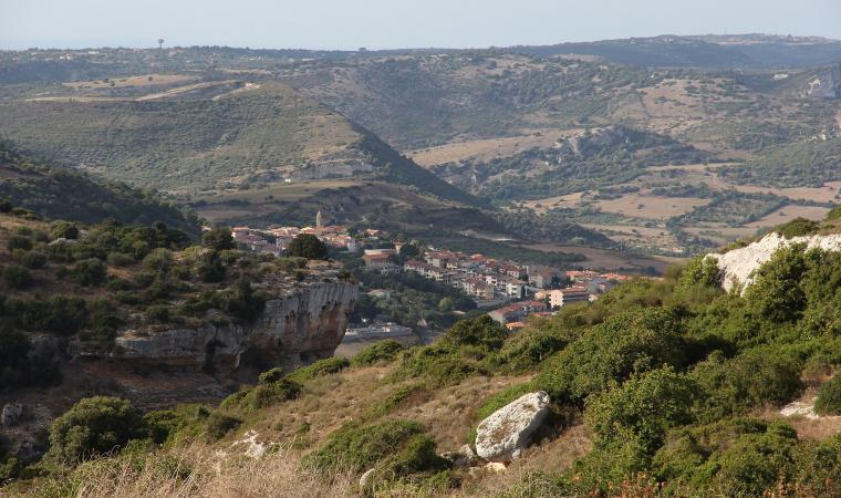 Veduta di Muros