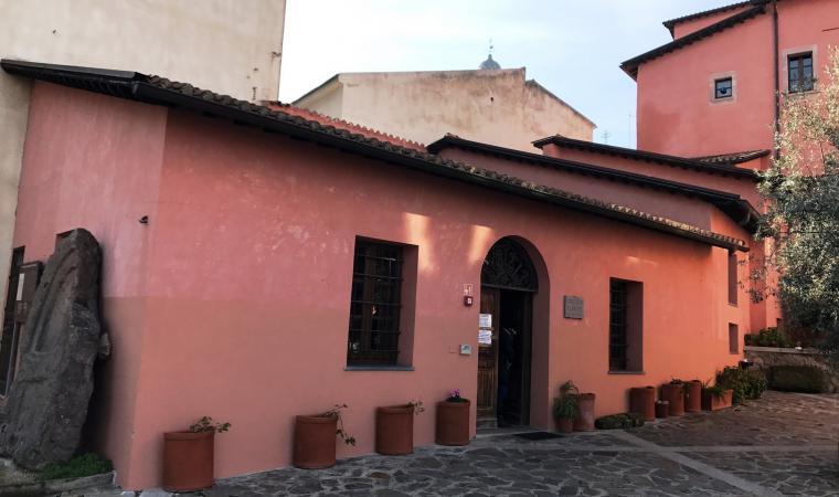 Museo archeologico delle Clarisse - Ozieri