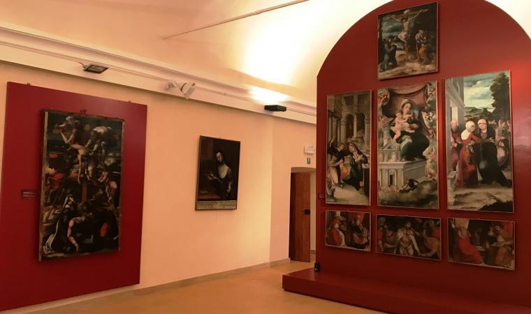 Museo diocesano, maestro di Ozieri