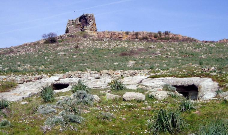 Necropoli di Filigosa - Macomer