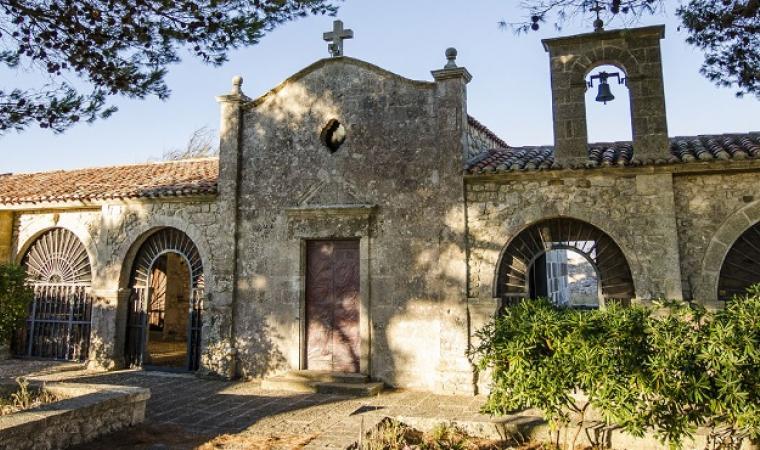 Chiesa di Nostra Signora di Coros - Ittiri