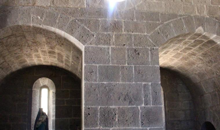 Chiesa di nostra Signora di Corte, interno - Sindia