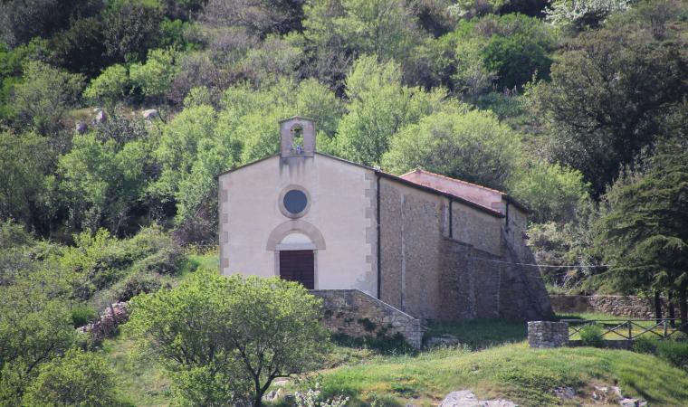 Chiesa di sant'Antonio - Nughedu san Nicolò