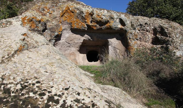 Necropoli di Arzolas de Goi - Nughedu santa Vittoria