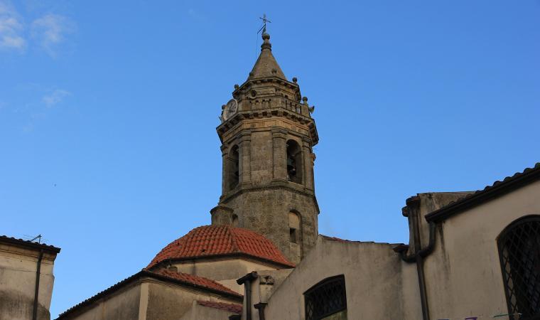 Chiesa dell'Assunta, campanile - Nulvi