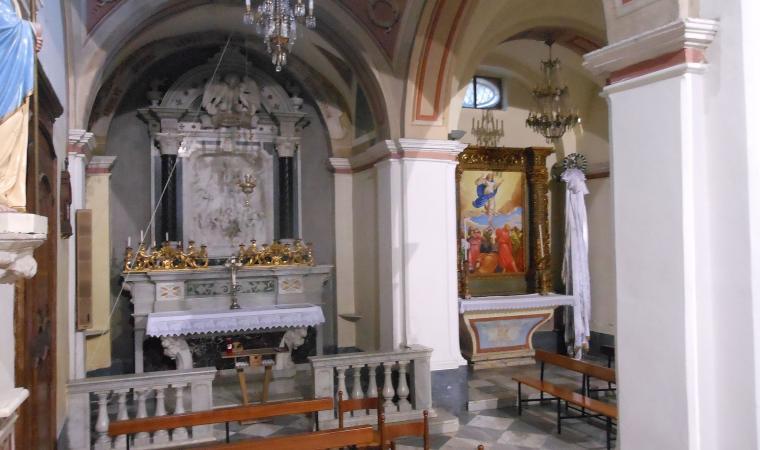 Chiesa dell'Assunta, interno - Nulvi