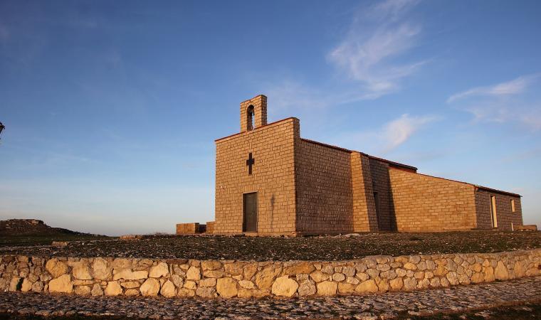Chiesa di nostra signora di Monte Alma - Nulvi