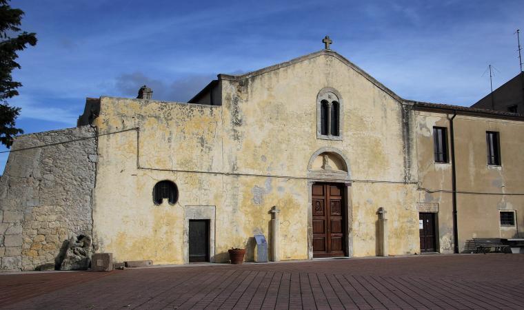 Chiesa di santa Tecla - Nulvi