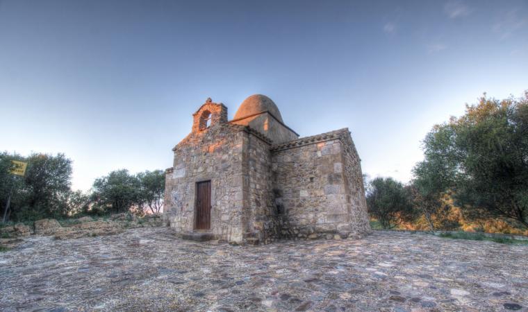 Chiesa di sant'Elia - Nuxis