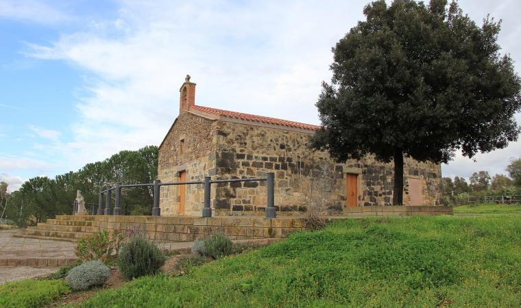 Chiesa di san Costantino - Ollastra