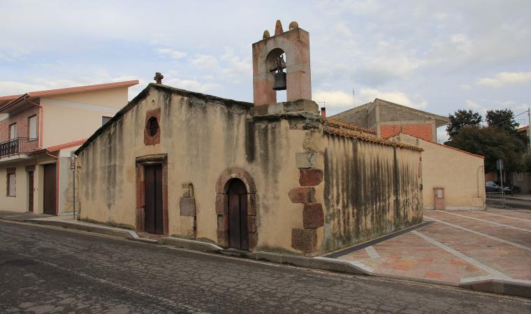 Chiesa di santa Severa - Ollastra