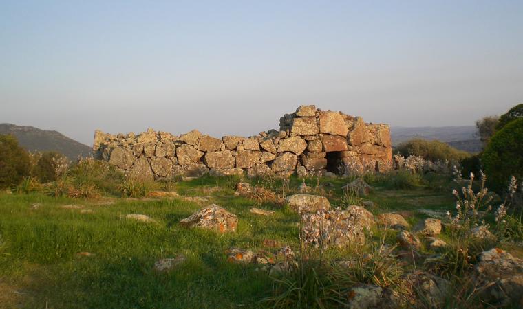 Complesso megalitico di monte Baranta - Olmedo