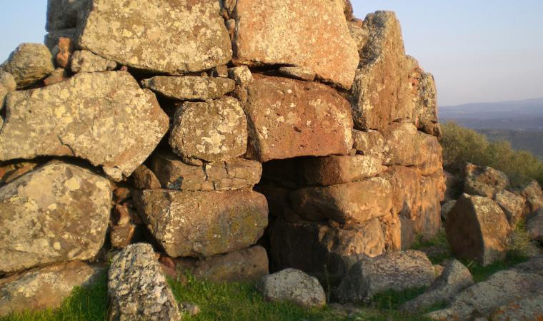 Muraglia monte Baranta - Olmedo