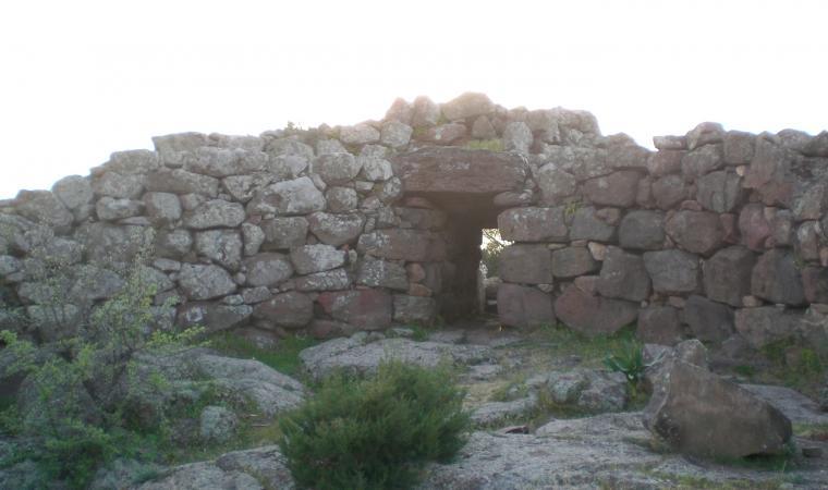 Muraglia di monte Baranta - Olmedo