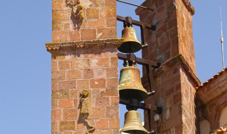 Chiesa di san Giovanni Battista, campanile - Orotelli