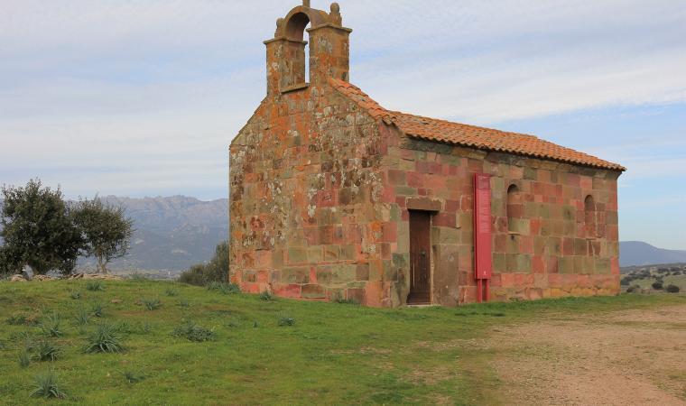 Chiesa di nostra signora di Othi - Oschiri
