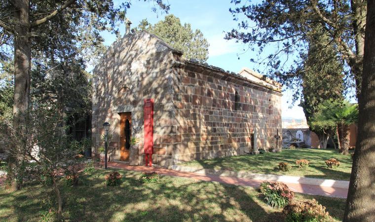 Chiesa di san Demetrio - Oschiri