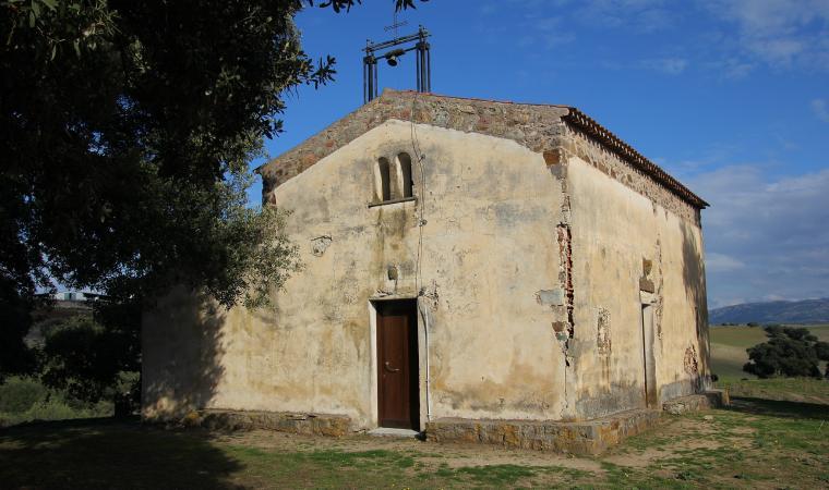 Chiesa di santo Stefano - Oschiri