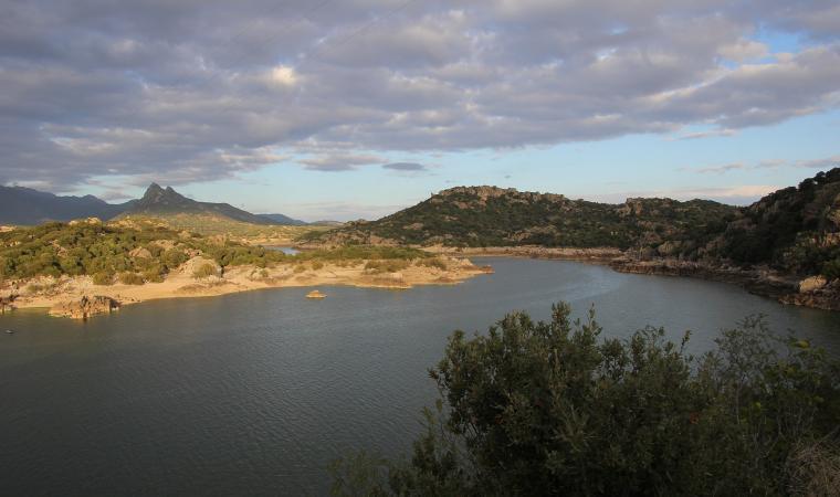 Lago Coghinas - Oschiri