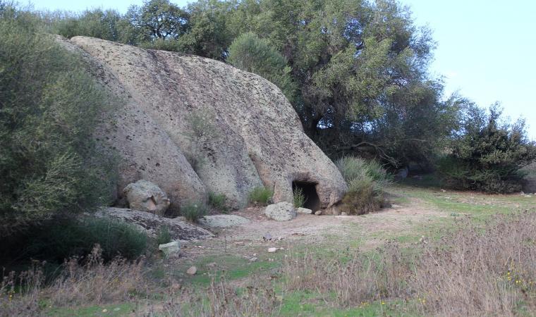 Necropoli di santo Stefano - Oschiri