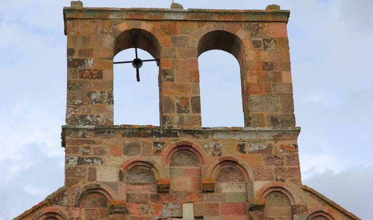 Nostra signora di Castro, campanile  - Oschiri