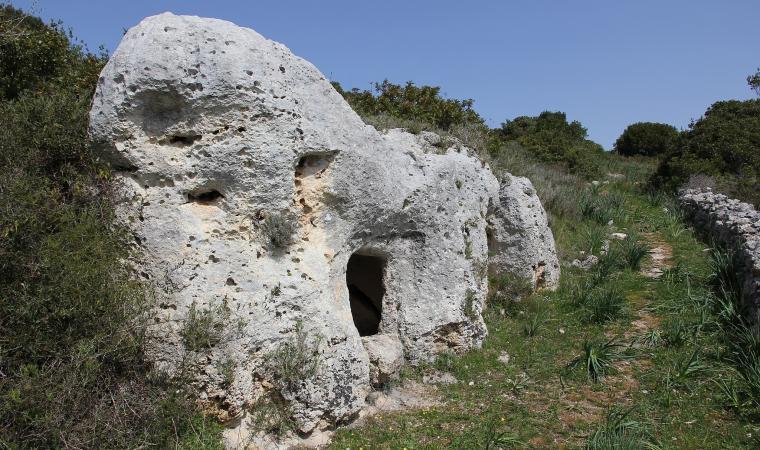 Necropoli di s'Adde 'e Asile - Ossi