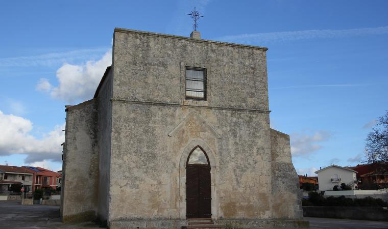 Chiesa di santa Vittoria - Ossi