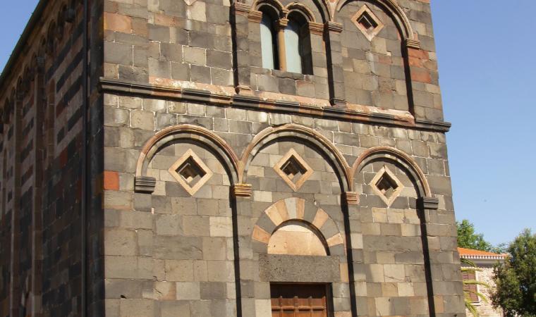 Chiesa san Nicola - Ottana