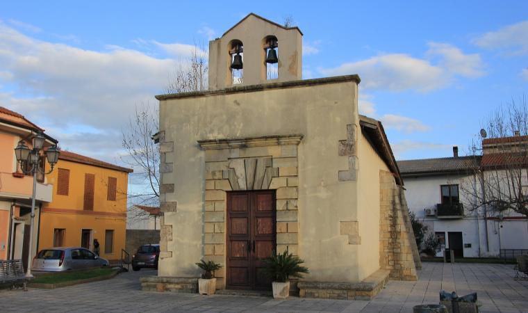 Chiesa di san Giovanni Battista - Pabillonis