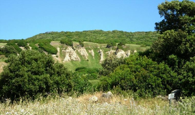 Paesaggio - Albagiara