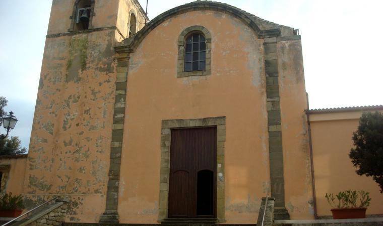 Parrocchiale di san Vincenzo - Pauli Arbarei