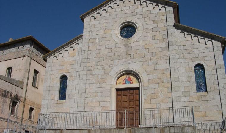 Parrocchiale di san Gavino - Monti