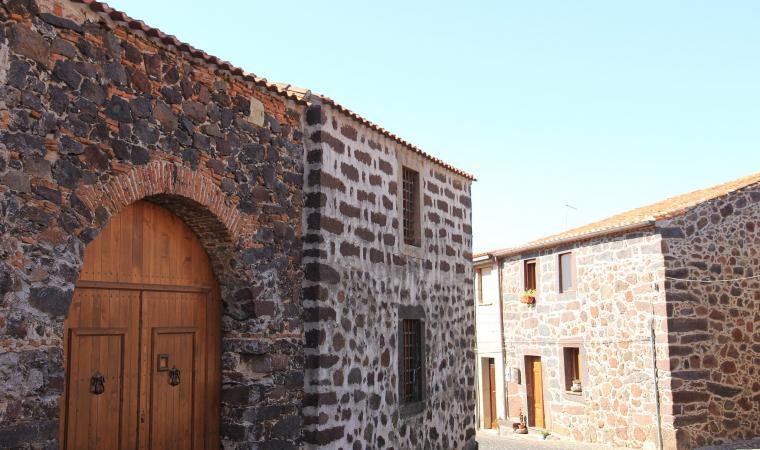 Scorcio centro storico - Paulilatino